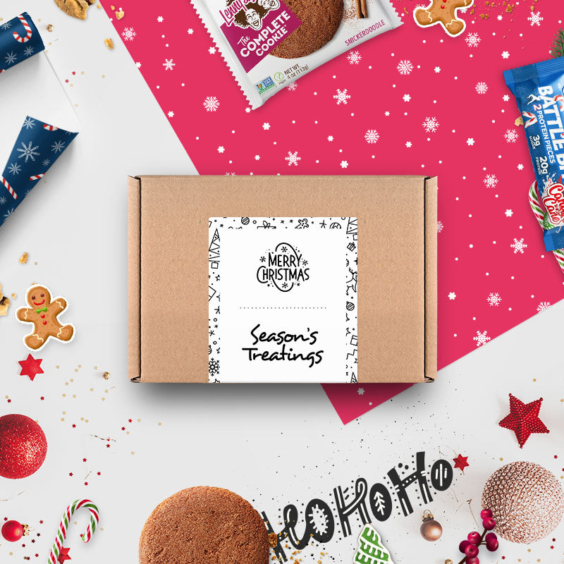 Box of Protein Christmas Selection Box - Small