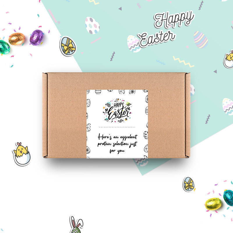 Box of Protein Easter Gift Box - Medium