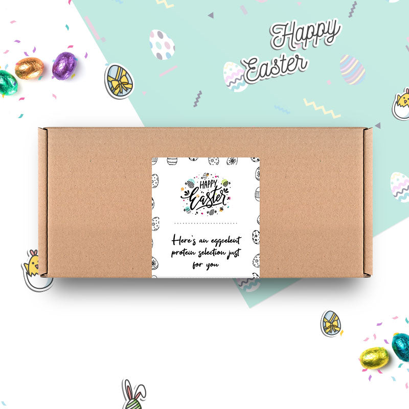 Box of Protein Easter Gift Box - Large