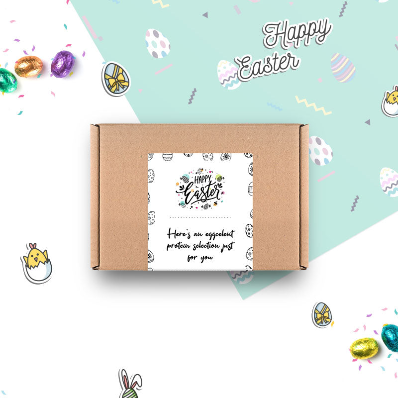 Box of Protein Easter Gift Box - Small