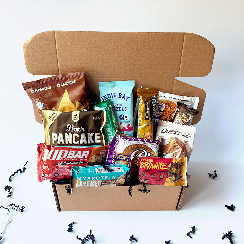 Box of Protein Father's Day Gift Box - Large