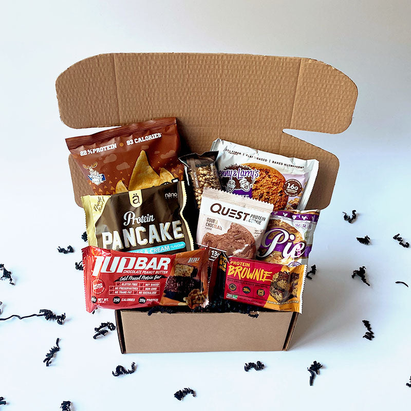Box of Protein Father's Day Gift Box - Medium