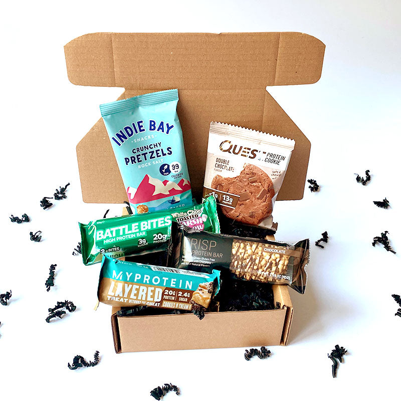 Box of Protein Father's Day Gift Box - Small