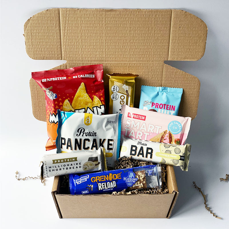Box of Protein Gift Box - Small