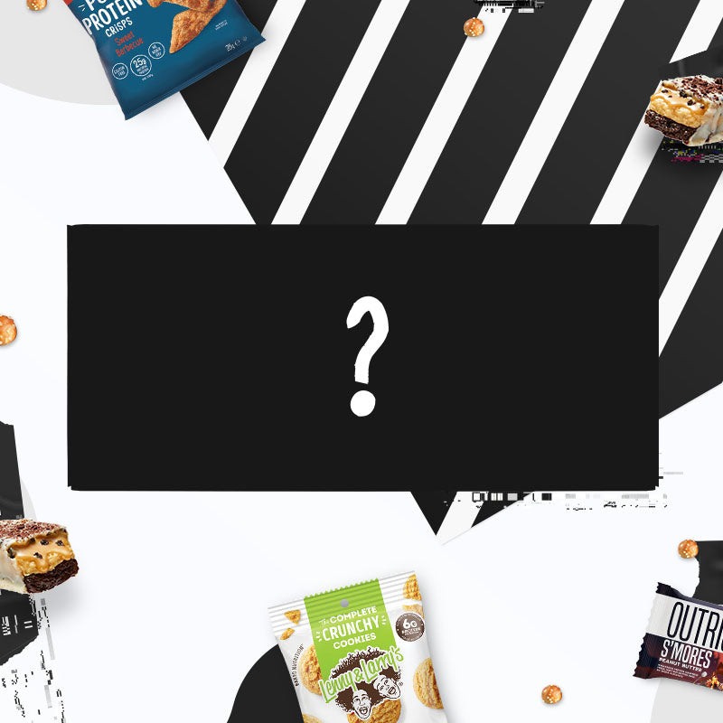 Box of Protein Mystery Selection - Large | Box of Protein