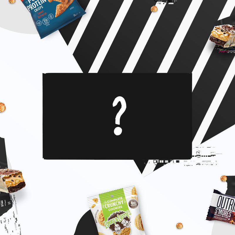 Box of Protein Mystery Selection - Medium | Box of Protein