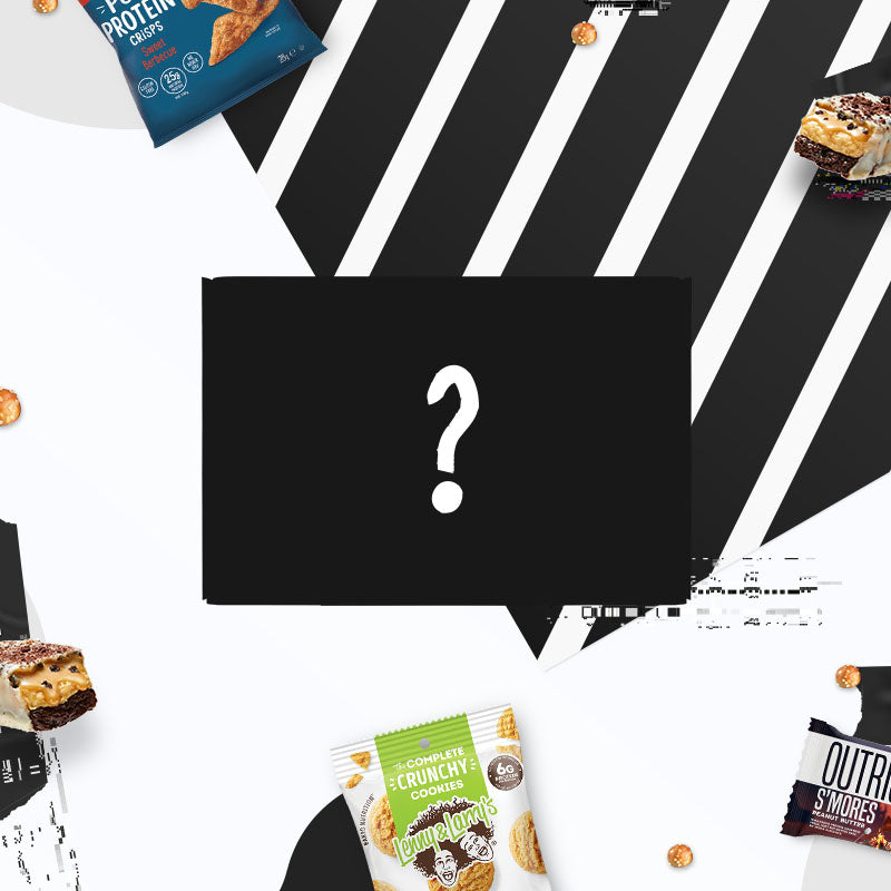 Box of Protein Mystery Selection - Small | Box of Protein