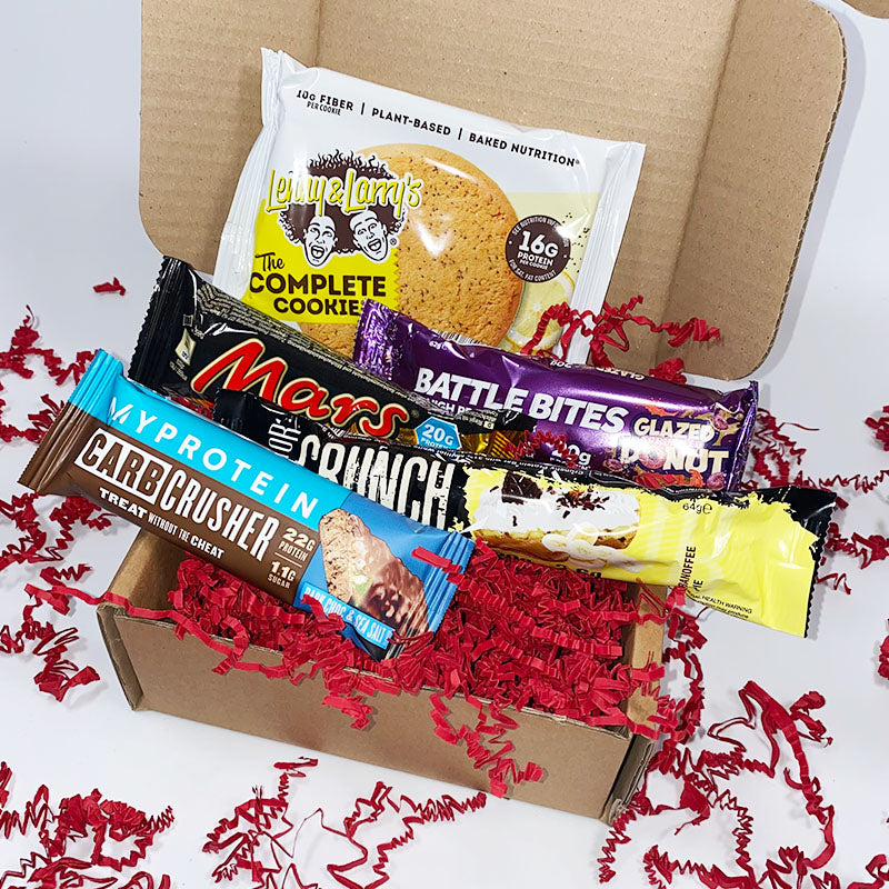 Box of Protein Valentine's Day Gift Box - Small
