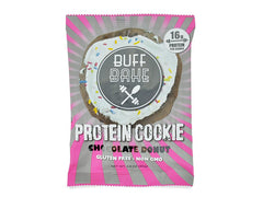 Buff Bake Protein Cookie - Chocolate Donut - Box of Protein