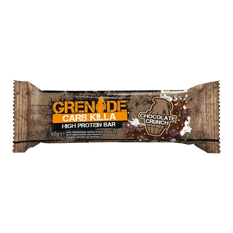 Grenade Carb Killa - Chocolate Crunch - Box of Protein