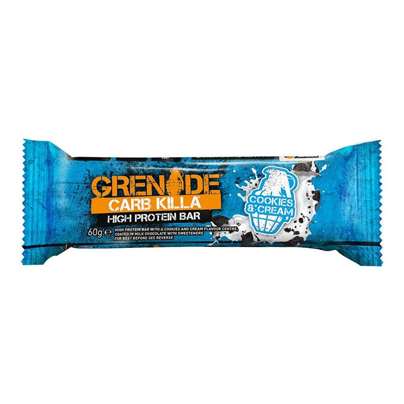 Grenade Carb Killa - Cookies & Cream - Box of Protein