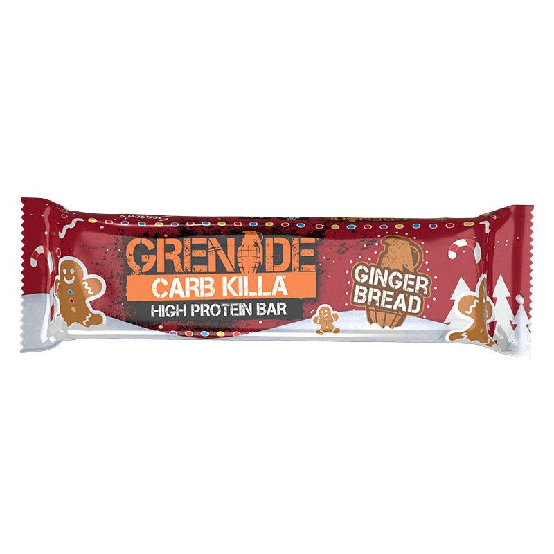 Grenade Carb Killa - Gingerbread - Box of Protein