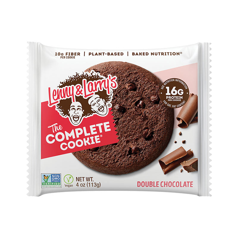Lenny & Larry's The Complete Cookie - Double Chocolate - Box of Protein