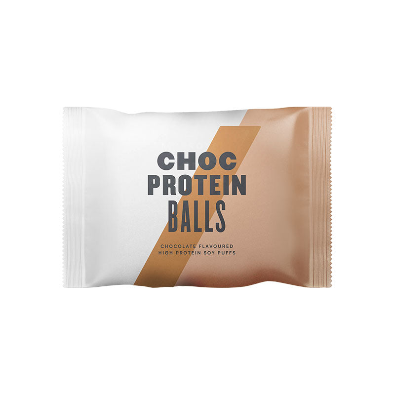 Myprotein Protein Balls - Chocolate - Box of Protein