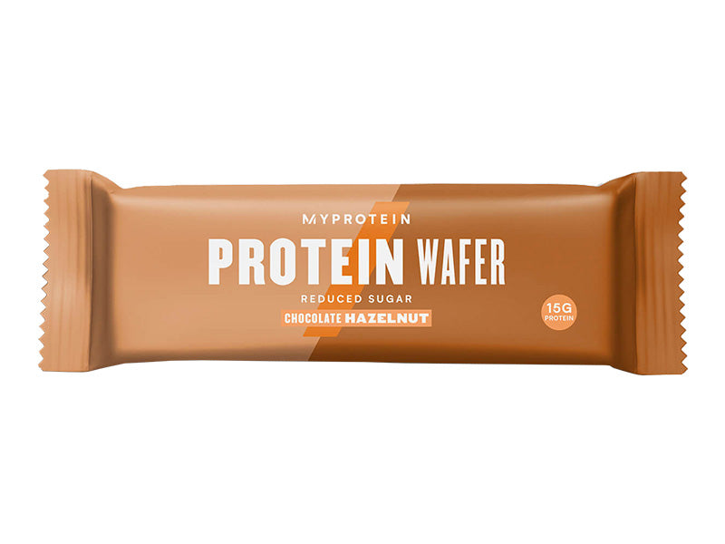 Myprotein Protein Wafer - Chocolate Hazelnut - Box of Protein