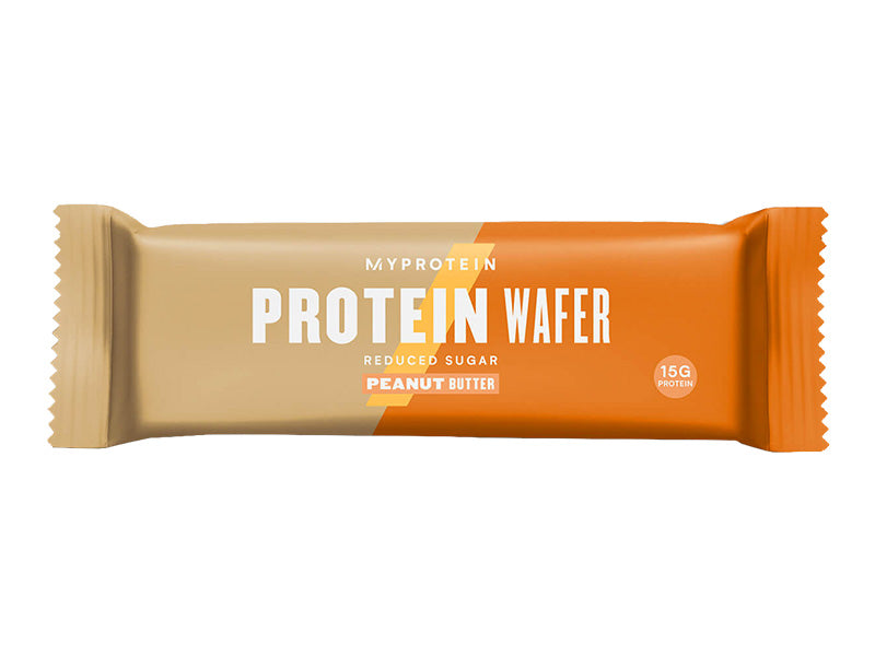 Myprotein Protein Wafer - Peanut Butter - Box of Protein