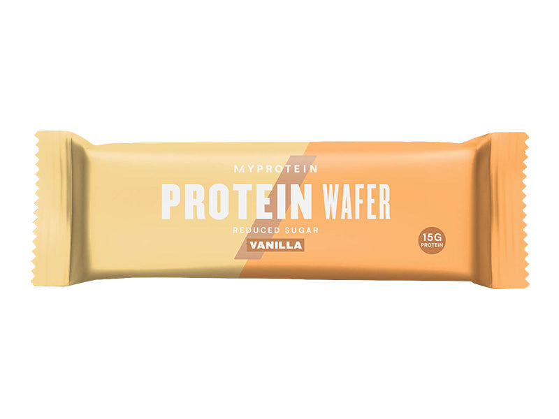 Myprotein Protein Wafer - Vanilla - Box of Protein