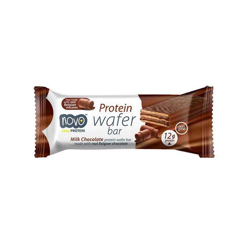 Novo Nutrition Protein Wafer - Chocolate - Box of Protein