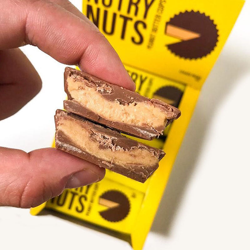 Nutry Nuts Protein Peanut Butter Cups | Box of Protein