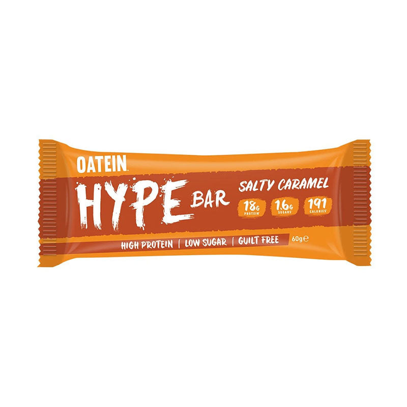 Oatein Hype Bar - Salty Caramel - Box of Protein