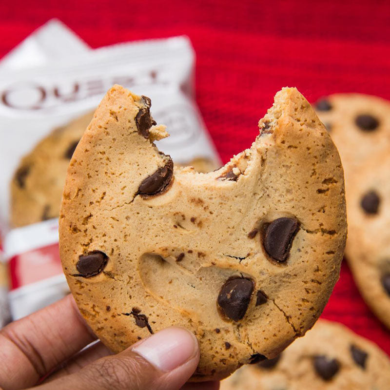 Quest Nutrition Protein Cookie - Chocolate Chip - Box of Protein