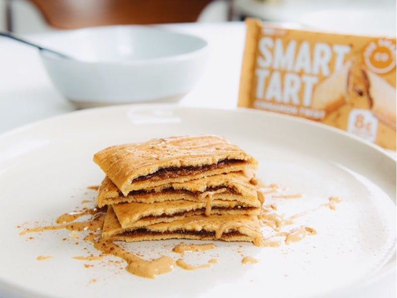 The Smart Co Smart Tart - Cinnamon Twist - Box of Protein