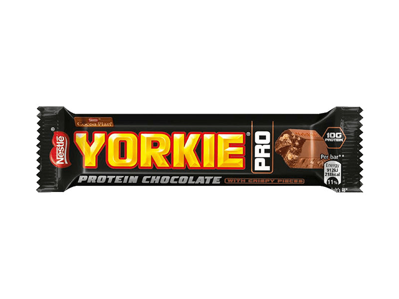 Yorkie Pro Protein Bar - Box of Protein