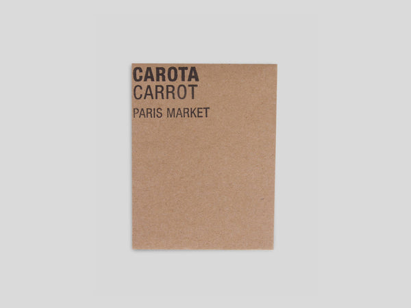Carrot 'Paris Market'