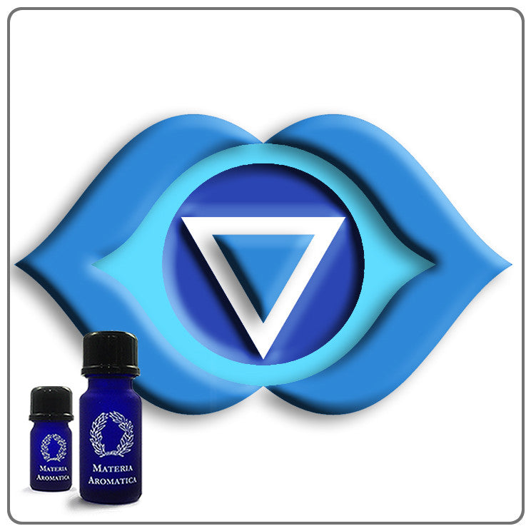 Intuitive Insight - Third Eye, Chakra - Materia Aromatica