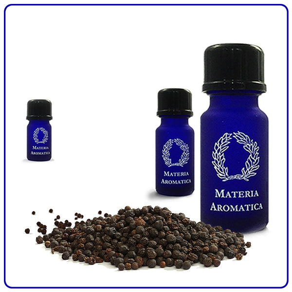 Pepper, Black, Essential Oil - Materia Aromatica