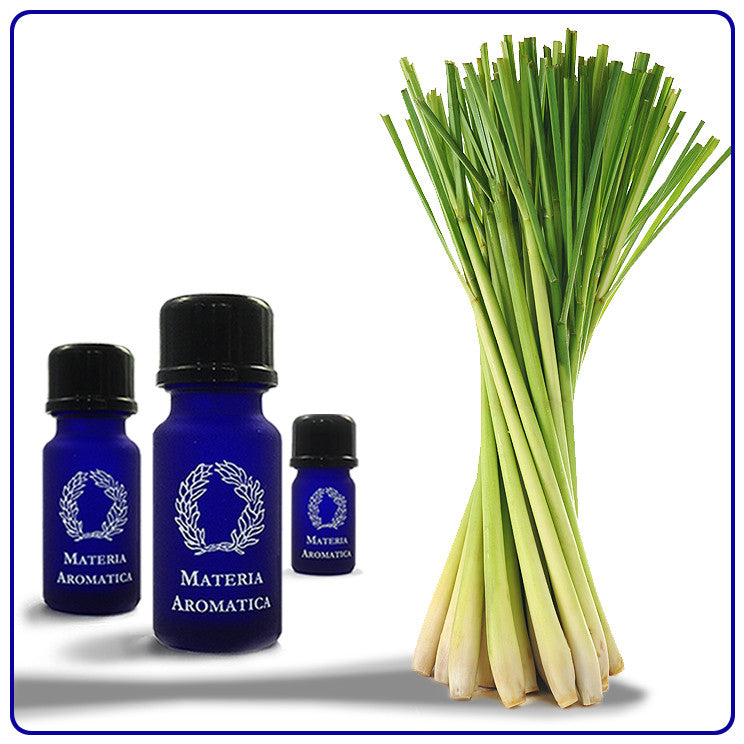 Lemongrass, Essential Oil - Materia Aromatica