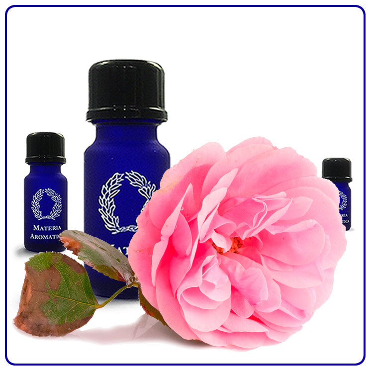 Rose Otto, Essential Oil - Materia Aromatica