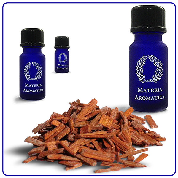 Sandalwood, Essential Oil - Materia Aromatica