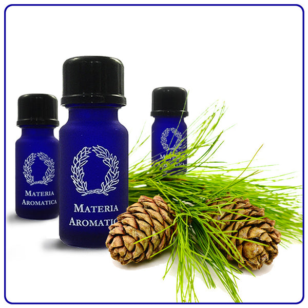 Cedarwood, Essential Oil - Materia Aromatica