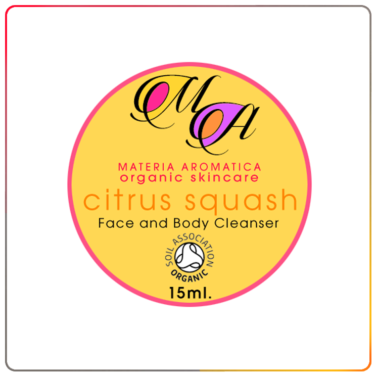 Citrus Squash Cleanser