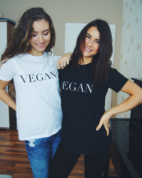 'Vegan' T-Shirt
