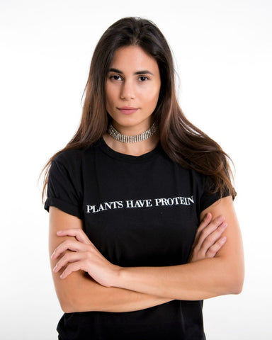 'Plants Have Protein' T-Shirt