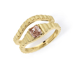 Shakti Diamond Ring Set
