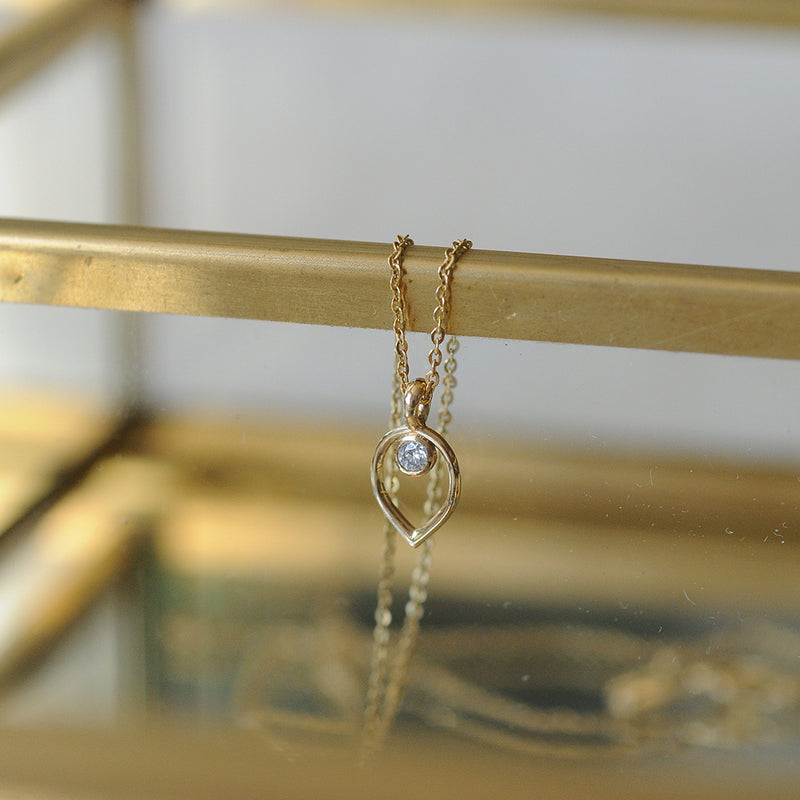 DIamond Pendant Gift