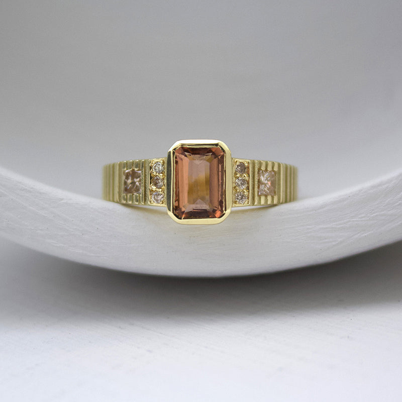 Diamond Statement Ring