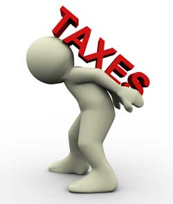 Reduce the burden during of payings during a tax inspection