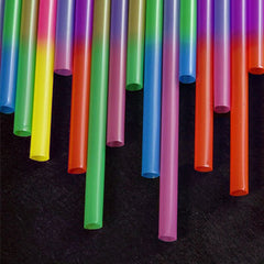 Colour Changing Straws