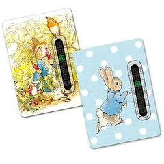 Peter Rabbit Twin Pack Nursery Room Thermometer