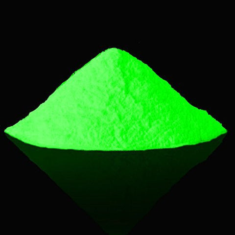 SFXC® 100g Glow in the Dark Photoluminescent Pigment - 10 Hour Glow Time - High Grade Strontium Aluminate