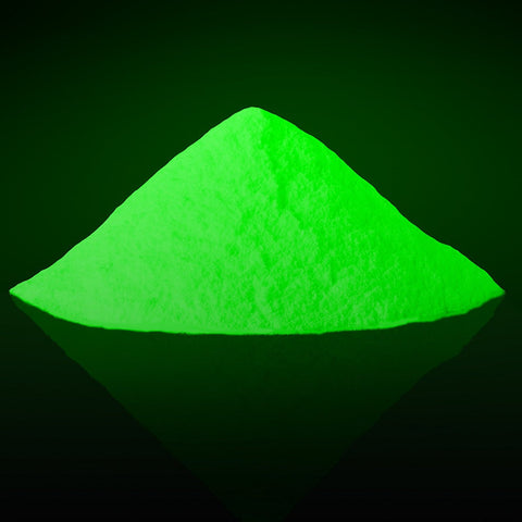 SFXC® Green Glow in the Dark Pigment
