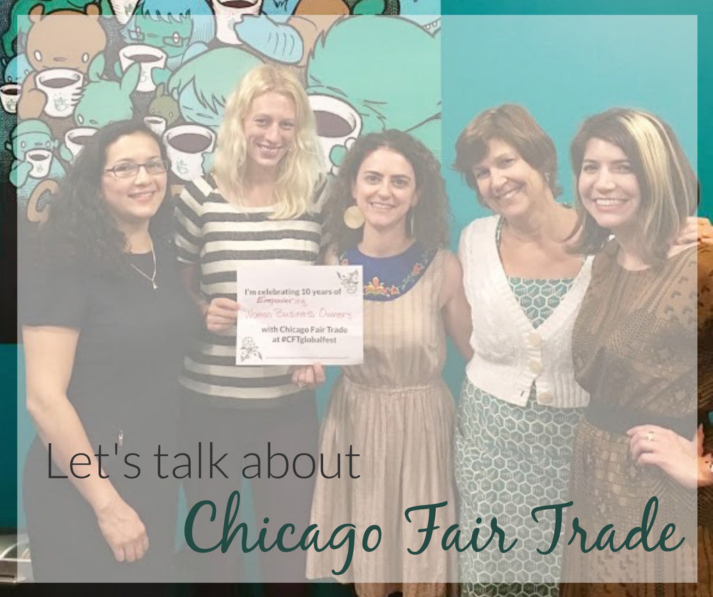 Let's Talk About Chicago Fair Trade