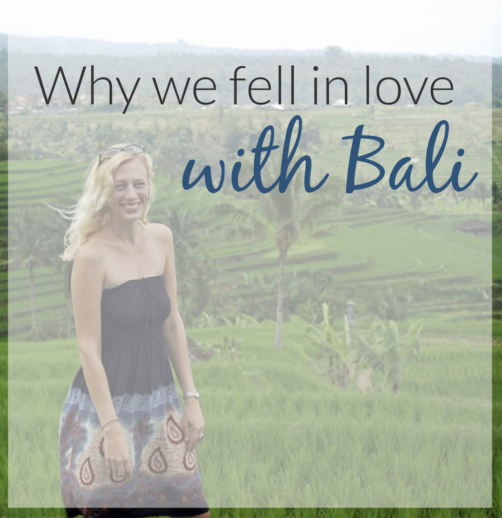 3 Reasons we Fell in Love with Bali on our Very First Visit