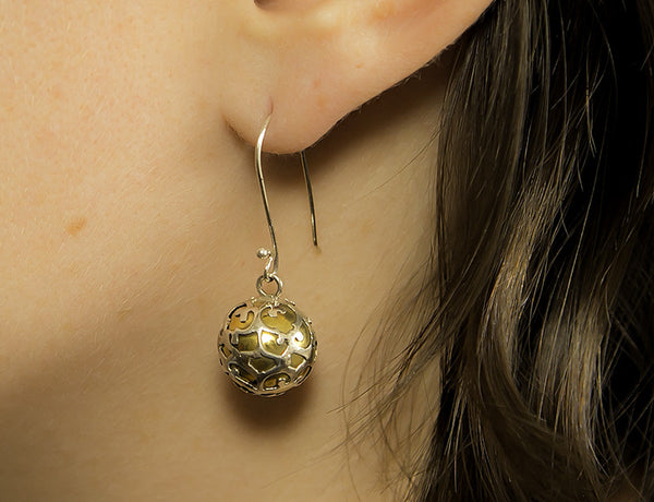 Dream Ball Earrings #147