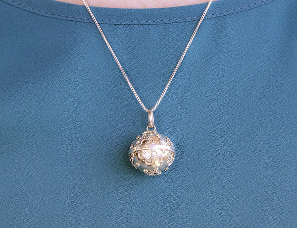 Dream Ball Pendant #222
