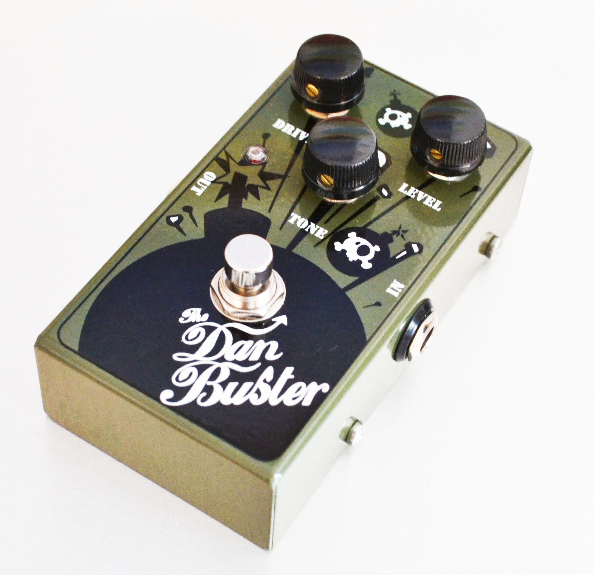Dan Buster Overdrive Pedal  £125